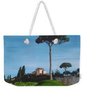 The Palatine Hill, Rome Weekender Tote Bag