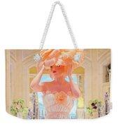 The Palazzo Casino Venetian Rose Dress Weekender Tote Bag