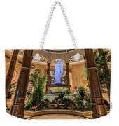 The Palazzo Inside Main Entrance Weekender Tote Bag