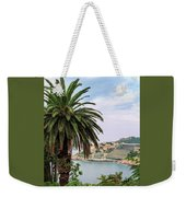 The Palm Is Always Associated With Summer, Sea, Travelling To Warm Countries And Rest Weekender Tote Bag