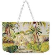 The Palm Trees Weekender Tote Bag