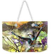 The Parable Of The Sower Weekender Tote Bag