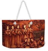 The Parable Of The Ten Virgins Weekender Tote Bag