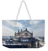The Paris Opera 3 Art Weekender Tote Bag