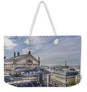 The Paris Opera 5 Art Weekender Tote Bag