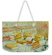 The Parisian Novels Or The Yellow Books Weekender Tote Bag