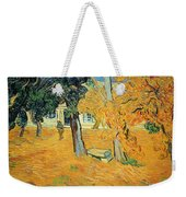 The Park At Saint Pauls Hospital Saint Remy Weekender Tote Bag