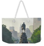 The Parkway - Philadelphia Pa Weekender Tote Bag