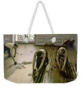 The Parquet Planers - Gustave Caillebotte Weekender Tote Bag
