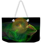 The Parrot By The Harbour Weekender Tote Bag