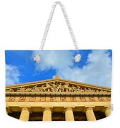 The Parthenon In Nashville Tennessee 2 Weekender Tote Bag