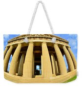 The Parthenon In Nashville Tennessee 3 Weekender Tote Bag