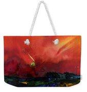 The Passing Sky Weekender Tote Bag