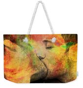 The Passion Of A Kiss 1 Weekender Tote Bag