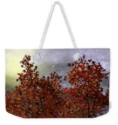 The Passion Of Autumn Weekender Tote Bag