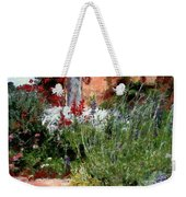 The Passion Of Summer Weekender Tote Bag