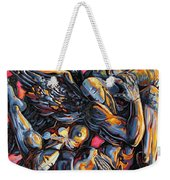 The Passion Of The Fallen Weekender Tote Bag