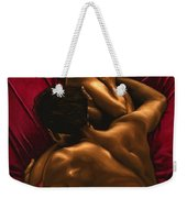 The Passion Weekender Tote Bag
