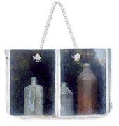 The Past In The Window Weekender Tote Bag