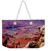 The Path Of The Colorado River Weekender Tote Bag