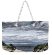 The Path To The Beach Weekender Tote Bag