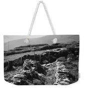 The Path To The Beehive Huts In Fahan Ireland Weekender Tote Bag