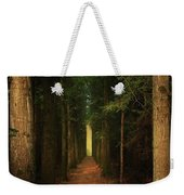 The Pathway Weekender Tote Bag