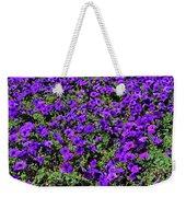 The Pathway To Purple Weekender Tote Bag