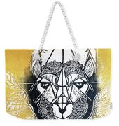 The Patient Llama  Weekender Tote Bag
