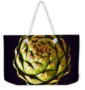 The Patterns Of The Artichoke Weekender Tote Bag