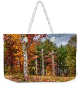 The Peace That Passes All Understanding Weekender Tote Bag