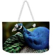 The Peacock - 365-320 Weekender Tote Bag