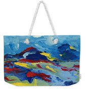 The Peak Weekender Tote Bag
