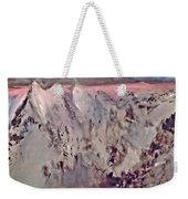 The Peak Weekender Tote Bag
