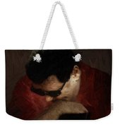 The Penitent Weekender Tote Bag