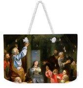 The Pentecost Weekender Tote Bag