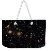 The Perseus Galaxy Cluster Weekender Tote Bag