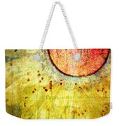 The Petals Weekender Tote Bag