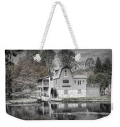 The Peterson Mill In Saugatuck Michigan Weekender Tote Bag