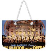 The Phantom Of The Opera Weekender Tote Bag