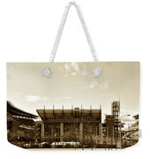 The Philadelphia Eagles - Lincoln Financial Field Weekender Tote Bag