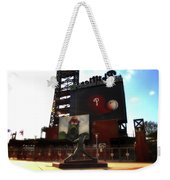 The Phillies - Steve Carlton Weekender Tote Bag