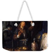The Physician 1653  Weekender Tote Bag