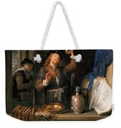 The Physician Weekender Tote Bag