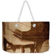 The Piano... Weekender Tote Bag