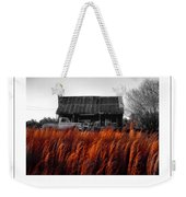 The Pick-up Truck Poster Weekender Tote Bag