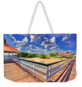 The Pier Weekender Tote Bag