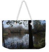 The Pine River Weekender Tote Bag