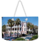 The Pink Battery House Weekender Tote Bag