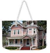 The Pink House 2 Weekender Tote Bag